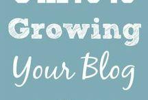 Blogging  / by Miranda Sherman (Minnesota Miranda