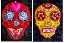 Sugar Skulls / by Julie Richardson