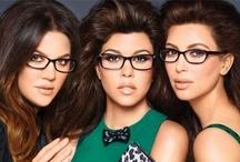 Celebrity Eyewear / Fashion eyeglasses and sunglasses on some of the hottest celebs around!