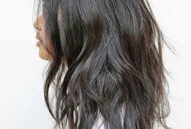 // HAIR // / Hair styles