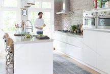 Kjøkken / Kjøkkeninspirasjon