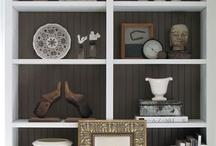 Bookshelves and Display