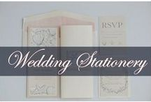 Wedding Stationery / Inspiring wedding stationery designed exclusively for Celebrations, by Kristy Rice of Momental Designs http://www.momentaldesigns.com/ / by Celebrations Ltd.