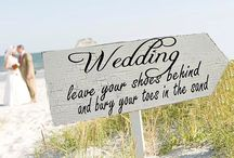 Beachglass, Burlap, Driftwood & Lace: Our Wedding Plans! / Our wedding * August 2015 / by Vikkie Hunt