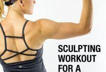 Workouts / by Lisa Lutz-Keys