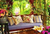 Porch, Deck, Patio = Outdoor Living!