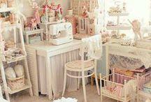 Craft room / craft room ideas