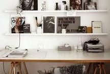 Work Space / by Meg Brooks