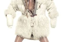 // WINTER WOMEN // / Women winter clotching