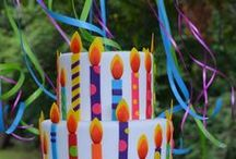 Birthday Celebrations / by Becky Britt