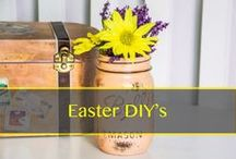 EASTER PARTY DIY'S WE LOVE / by Celebrations Ltd.
