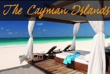 The Cayman Islands / by Celebrations Ltd.