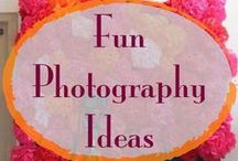 Fun Photography Ideas / Fun Photography Ideas / by Celebrations Ltd.