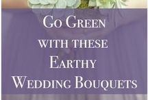 GO GREEN WITH THESE EARTHY WEDDING BOUQUETS / GO GREEN WITH THESE EARTHY WEDDING BOUQUETS / by Celebrations Ltd.
