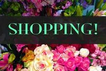 Shopping! / by Celebrations Ltd.