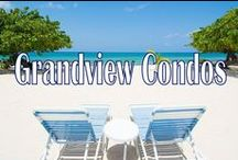 Grandview Condos, Grand Cayman / The gorgeous Grandview Condos oceanfront property in the Cayman Islands. Perfect venue for a destination wedding! / by Celebrations Ltd.