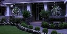 Front Yard Landscaping / Design ideas and tips for making your front yard the envy of your neighbors. You are beautiful, and your landscape can be too.