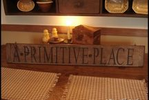 prim this and that / All things primitive / by Lisa Boisvert