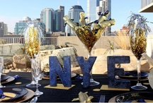 New Year's Eve / Ideas for New Year's Eve parties / by Jessica Snyder