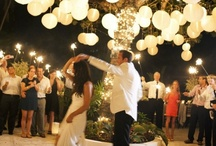 white wedding / by Dione Setoguchi