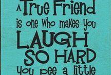 True Friends / by Doreen Roth Morgan