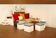 Mini pisos, grandes ideas!  / by Jem Velvet´s