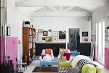Living in Loveliness / Awesome little accessories, items, and interiors.  / by Jenica Sparks