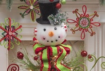 Christmas / Christmas decor, gifts, food, cocktails, homemade gift treats, Christmas cookies, trees, ornaments, mantles and everything for the season! / by Angela Grego