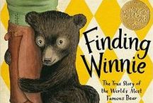 "Caldecott Award Books / The Randolph Caldecott Medal annually recognizes the preceding year's ""most distinguished American picture book for children"". It is awarded to the illustrator by the Association for Library Service to Children, a division of the American Library Association."