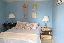 Lakehouse - Bunkhouse Blue Room / by Tara Ellis