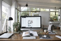 Work spaces / by Marcos Dopico