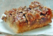Desserts - cookies, cookie bars, & brownies / by Debbie Lipscomb