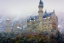 My Dream Home Neuschwanstein Castle / by Tisha Scott