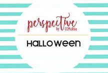 Perspective: Halloween / This is an archive of my Halloween décor and projects from my blog... CCMcAfeePerspective.com