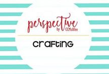 Perspective: My Craft Projects / This board is an archive of my own craft projects.  Find more at CCMcAfeePerspective.com