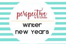 Perspective: New Year Projects and Decor