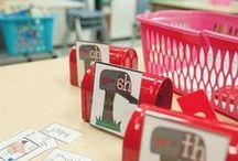 iTeach: Firsties / First grade teaching ideas, resources, etc. / by Stephanie Spencer