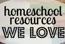 Homeschool Resources / Resources for parents and students who are currently participating in homeschooling or looking into this education option.