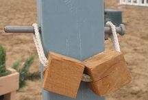 DIY Horse Jumps & Obstacles / Easy DIY ways to create jumps and obstacles for your barn or arena!