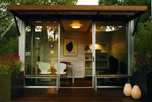 Spaces - Outdoors / by Froufrou Paperie