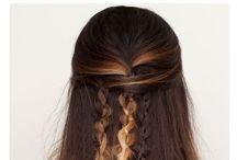 Hairstyles + Braids