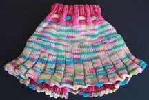 Crochet/Knitting / by Cheryl Purnell