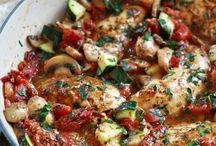 Recipes / by Shayla Shante
