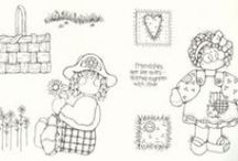 CTMH Stamp Sets I love (My Acrylix)