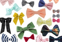 Oh the bows...