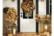 My favorite Seasonal Decor & Ideas / All seasons decor, food ideas, party ideas, etc