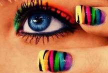 Hair-make-up-nails / by Kylie Antonetti