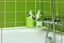 All-Natural Non-Toxic Cleaning ideas / Recipes and Ideas for Cleaning Products Using Healthy Ingredients