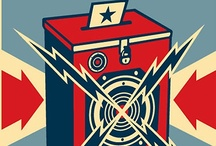 Political Graphic Design  / by Metropolis Magazine