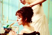 Austen / (mostly P&P)